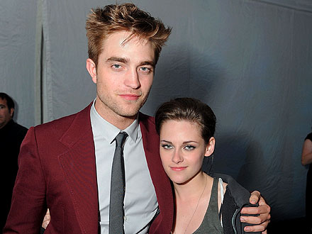 Robert Pattinson & Kristen Stewart's PDA-filled Pre-Oscar Party | Kristen Stewart, Robert Pattinson