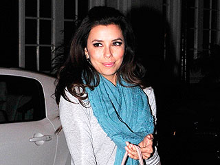 Newly Single Eva Longoria Celebrates 37th Birthday with Friends | Eva Longoria