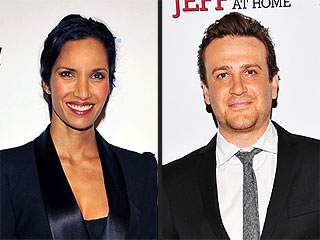 Jason Segel, Padma Lakshmi Mingle at a Movie Party in N.Y.C.