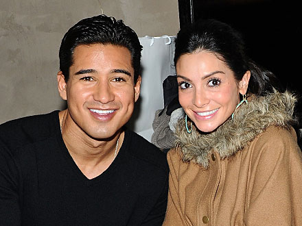 Mario Lopez & Fiancée Find New Scents for Spring | Mario Lopez