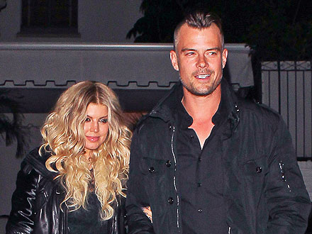 Fergie and Josh Duhamel Party on St. Patrick's Day | Fergie, Josh Duhamel