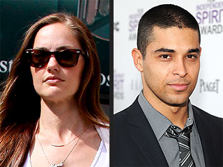 Minka Kelly & Wilmer Valderrama Cozy Up at L.A. Club