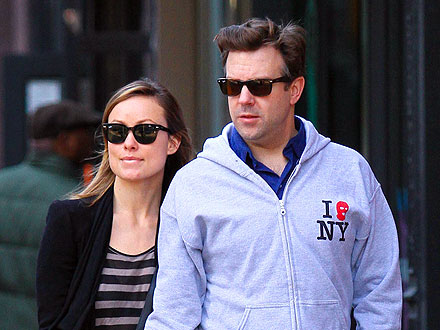 Olivia Wilde and Jason Sudekis Snuggle at South by Southwest | Jason Sudeikis, Olivia Wilde