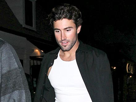 Brody Jenner Flirts (and Dances) at L.A. Nightclub | Brody Jenner