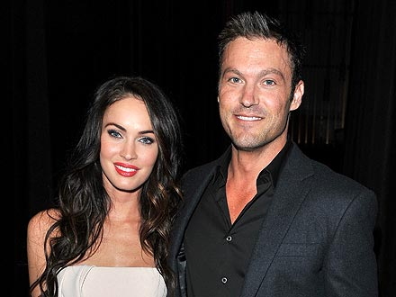 Megan Fox & Brian Austin Stick with Their Favorite Dishes During Date Night