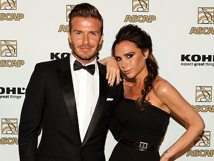 Inside Posh & Becks's Sweet Family Dinner | David Beckham, Victoria Beckham