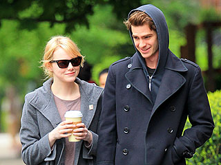 Andrew Garfield: Emma Stone Keeps Me on My Toes | Andrew Garfield, Emma Stone