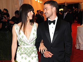 Justin & Jessica Prepping for Italian Wedding | Jessica Biel, Justin Timberlake