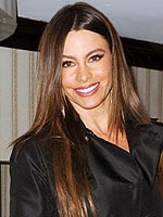 Sofia Vergara Chair Dances in Her Leopard-Print Louboutins! | Sofia Vergara