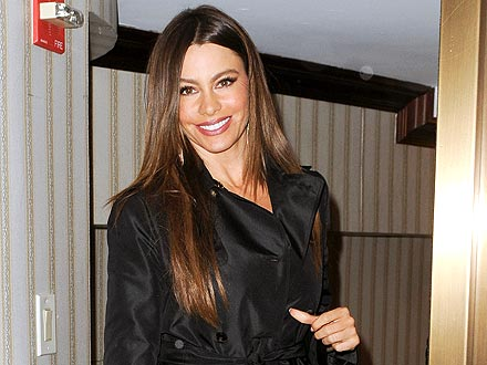 Sofia Vergara Chair Dances in Her Leopard-Print Louboutins!