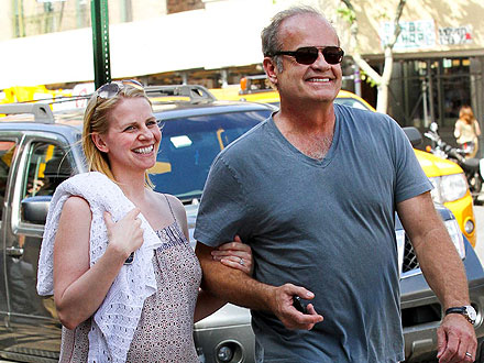 Kelsey Grammer Gushes About His Twins at Cigar Lounge | Kelsey Grammer