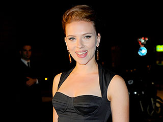 Scarlett Johansson's Girls' Night Out | Scarlett Johansson