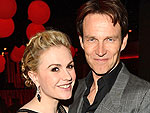 Anna Paquin and Stephen Moyer Welcome Twins | Anna Paquin, Stephen Moyer