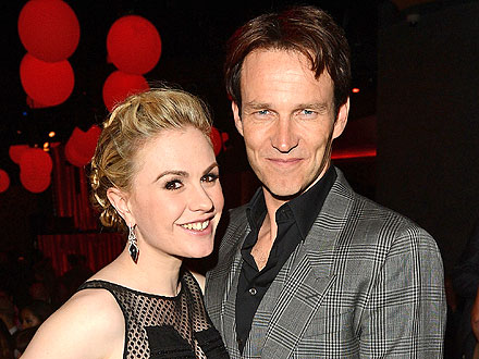 Anna Paquin & Stephen Moyer&#39;s Post-True Blood Premiere Date Night | Anna Paquin, Stephen Moyer