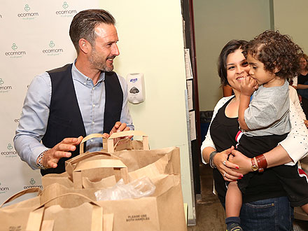 David Arquette's Do-Good Day