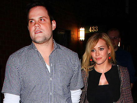 Hilary Duff and Hubby Have a Parents' Night Out in Sin City
