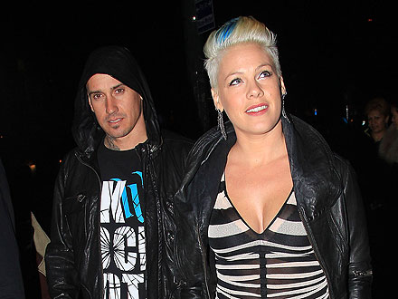 Pink and Carey Hart's Vegas Date Night | Carey Hart, Pink