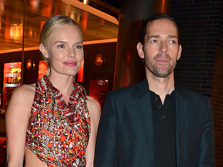 Kate Bosworth Calls Michael Polish 'My Fiance'
