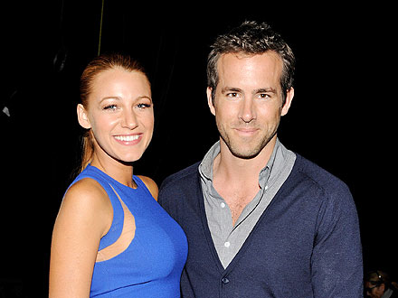 Blake Lively & Ryan Reynolds Spotted &#39;Shopping&#39; & &#39;Smiling&#39; in Charleston