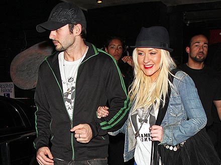 Christina Aguilera Celebrates Gay Pride in Los Angeles | Christina Aguilera
