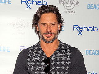 Joe Manganiello Heats Up Vegas with a Pool Party | Joe Manganiello