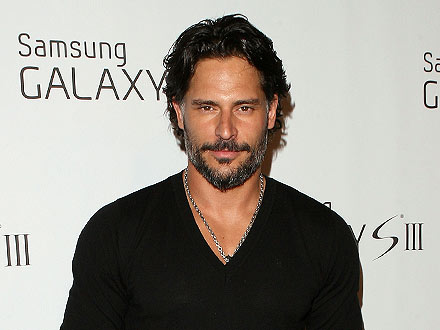 Joe Manganiello Steps Out with a Leggy Lady on His Arm | Joe Manganiello