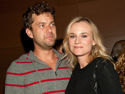 Diane Kruger & Joshua Jackson&#39;s Lovey-Dovey Play Date | Diane Kruger, Joshua Jackson