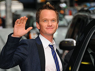 Neil Patrick Harris Celebrates His Birthday at Cirque du Soleil | Neil Patrick Harris