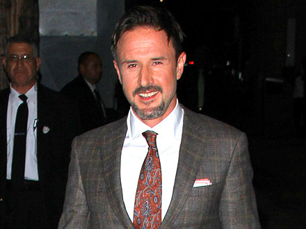 David Arquette Puts Final Touches on His New Nightclub