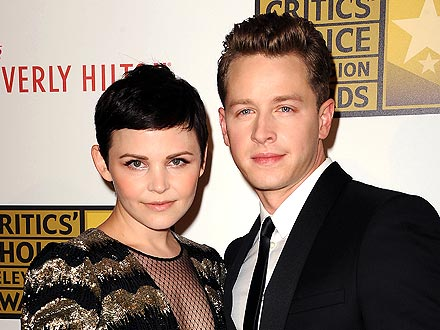 Ginnifer Goodwin & Josh Dallas Hold Hands During Cirque du Soleil