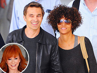Halle Berry & Olivier Martinez Catch a Concert in L.A. | Halle Berry