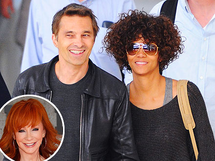 Halle Berry & Olivier Martinez Catch a Concert in L.A.