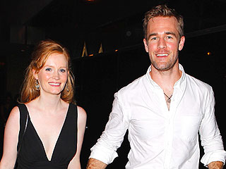 James & Kimberly Van Der Beek Hit West Hollywood's Newest Nightclub | James Van Der Beek