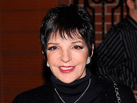 Liza Minnelli's Extravagant Night Out in N.Y.C. | Liza Minnelli