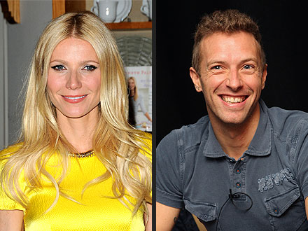 Gwyneth Paltrow Kissed by Hubby (and Coldplay Singer) Chris Martin: Video