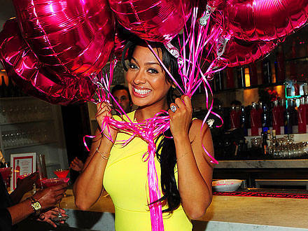 La La Anthony&#39;s Bellini-Filled Birthday Bash | La La Anthony