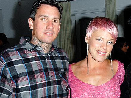 Pink Celebrates Hubby Carey Hart's Birthday with a Vegetarian Bay Area Feast