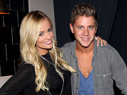 Emily Maynard Toasts Fiancé Jef Holm's Birthday with Lovey-Dovey Dinner Party | Emily Maynard