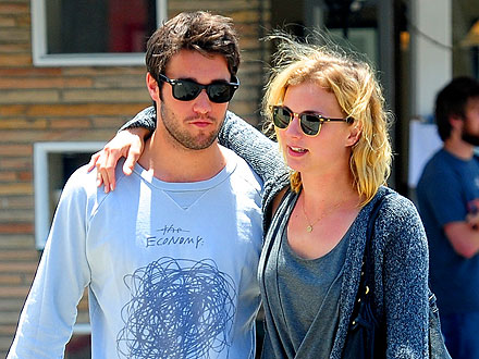 Emily VanCamp and Josh Bowman's Shady Date Night | Emily VanCamp