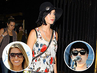 Katy Perry & Audrina Patridge Rock Out to the Same Indie Band | Audrina Patridge, Katy Perry
