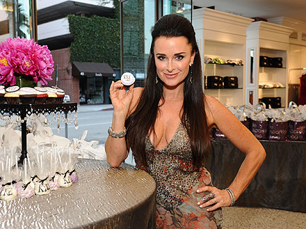 Kyle Richards's Super Sweet Boutique Opening