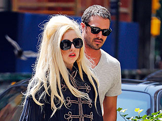 Lady Gaga Accompanies Beau Taylor Kinney to His Brother's L.A. Wedding | Lady Gaga