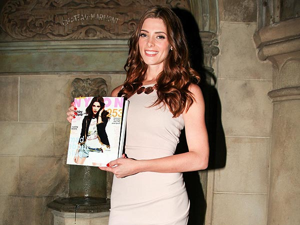 Ashley Greene Honored with Fancy Dinner at Chateau Marmont