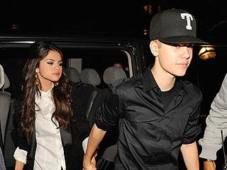 Justin Bieber & Selena Gomez's Jazzy Night Out | Justin Bieber, Selena Gomez