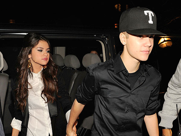 Justin Bieber & Selena Gomez's Jazzy Night Out