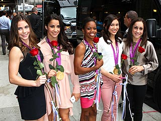 The Fierce Five Party with Jordin Sparks in N.Y.C.