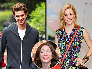Andrew Garfield and Elizabeth Banks Pal Around at a Private Concert | Andrew Garfield, Elizabeth Banks, Regina Spektor