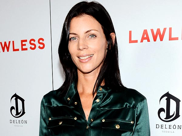 Liberty Ross in &#39;Great Mood&#39; at L.A. Nightclub