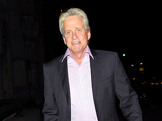 Michael Douglas Hits the Blackjack Tables in Vegas | Michael Douglas