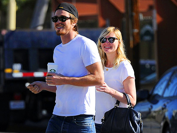 Kirsten Dunst & Garret Hedlund Heat Up L.A. Dance Floor